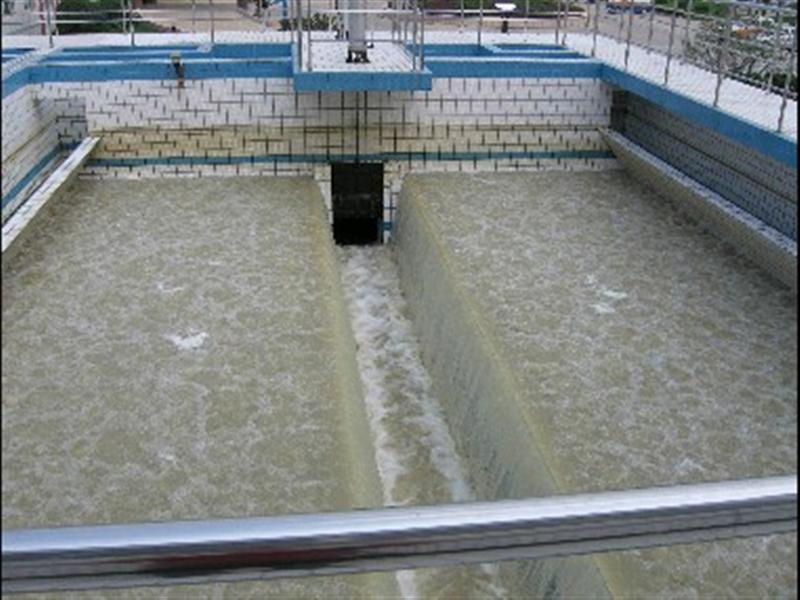 舞钢市政污水处理厂